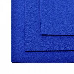 Фетр листовой мягкий IDEAL 1мм 20х30см цв. синий