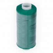 """Швейные нитки (полиэстер) 20s/2 """"Micron"""" 200 я 1 шт 183 м №215 зеленый"""