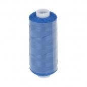 """Швейные нитки (полиэстер) 20s/2 """"Micron"""" 200 я 1 шт 183 м №288 синий"""
