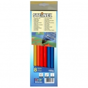 Набор цветных стержней для клеевого пистолета STEINEL 8цветов