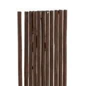 Проволока флористическая в оплётке 0.95 мм 20 шт. 40 см коричневый