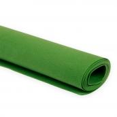 Пластичная замша 1 мм 60 x 70 см (фоамиран) Тёмно-зеленый