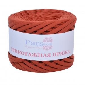 Пряжа трикотажная PARSWOOL (Терракот-45)