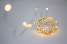 Декоративная светодиодная нить для творческих работ
