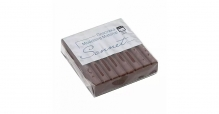 Пластика брус 56 гр., шоколад