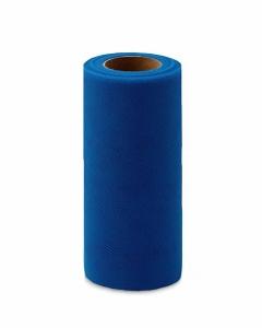 Фатин средней жесткости в шпульках, 100% ПЭ, шир.150мм цв.011 синий