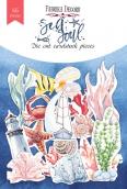 """Набор высечек, коллекция """"Sea soul"""", 66шт"""