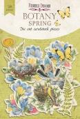 """Набор высечек, коллекция """"Spring Botany"""", 58шт"""