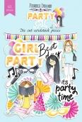 """Набор высечек, коллекция """"Party girl"""", 61шт"""