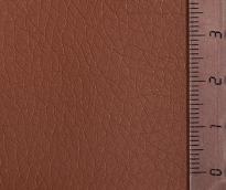 Кожа искусственная  20х30см толщ.0,85мм цв.т.коричневый уп.2листа