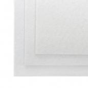 Фетр листовой полужесткий IDEAL 1мм 20х30см уп.10 листов цв.073 белый
