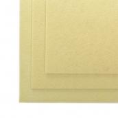 Фетр листовой полужесткий IDEAL 1мм 20х30см  цв. топ.молоко 1шт