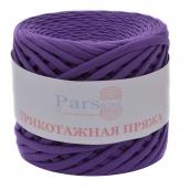 Пряжа PARSWOOL Трикотажная пряжа Фиолетовый 30