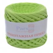 Пряжа PARSWOOL Трикотажная пряжа Салат 23