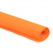 Пластичная замша   1 мм  60 x 70 см ± 3 см 06 Оранжевый