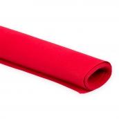Пластичная замша   1 мм  60 x 70 см ± 3 см 17 Индийский красный