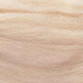 """Шерсть для валяния КАМТ """"Лента для валяния"""" (шерсть п/т 100%) 1х50г/2,1м цв.193кремовый"""