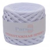 Пряжа PARSWOOL Трикотажная пряжа Белый 01