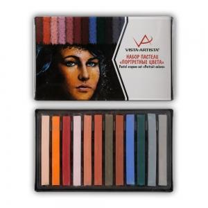 """Набор пастели """"портретные цвета"""" VAPP 12 цв. VISTA-ARTISTA"""