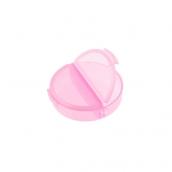 """Коробки для рукоделия   """"Gamma""""   контейнер   пластик   T-33  розовый\прозрачный"""