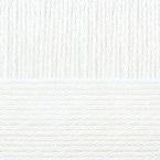 Пряжа Детская новинка (01-Белый)