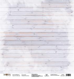 "Лист MoNa Design ""За партой"" 305х305мм"