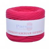 Пряжа PARSWOOL Трикотажная пряжа Малина 50