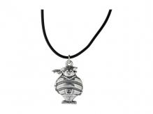 Юнга (Кулон)Покрытие: Черненое серебро Без вставок