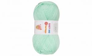 Пряжа KARTOPU Baby one 100 гр 250 м бледно-зеленый