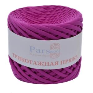 Пряжа PARSWOOL Трикотажная пряжа Слива 27-1