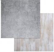 Фотофон «Доски-Бетон», 45 ? 45 см, переплетный картон