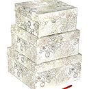 Коробка карт.  Эскизы 3  20,5*20,5*10,5см