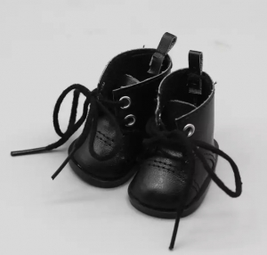 Ботинки черн. 5*2,8см