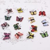 Бабочки 3,5*3см