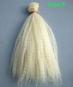Трессы 15см мелкая завивка блонд