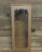 Коробка с окном F2.1 МГК бурый, 320х130х90