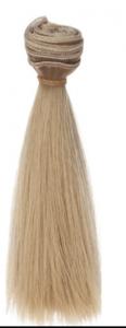 Трессы BJD  15 см * 100 см блонд6 №7