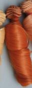 Трессы кудри 15см*100см рыжий №8