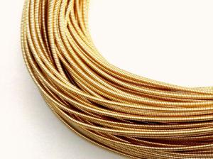 Канитель жесткая золото 0,9 10гр