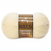 Пряжа NAKO (Турция) Superlambs Special 256