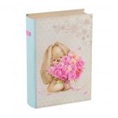 Книжка-шкатулка ЗайкаМи, 28x20.2x7.6