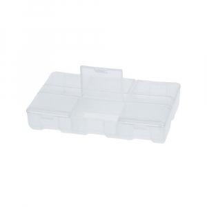 """Коробки для рукоделия   """"Gamma""""   Контейнер   пластик   T-178  прозрачный"""