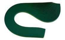 Бумага для квиллинга, зеленая ель, ширина 3 мм