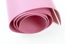 Кожа искусственная 300г/кв.м 50 см х 35 см розовый