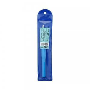 """Для вязания """"Gamma"""" крючки с пласт.ручкой MHP металл d 6 мм 14 см"""