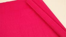 Бумага гофрированная Италия 50см х 2,5м 140г/м цв.972 малиновый