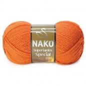 Пряжа NAKO Superlambs Special цв.518 - 5 мотков