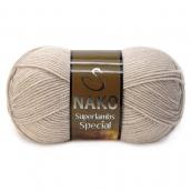 Пряжа NAKO Superlambs Special цв.1199 - 4 мотка