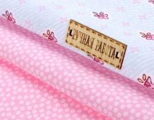 Набор ткани пэчворк «Сливочные сладости», 50 х 50 см