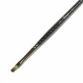Кисть  Синтетика плоская короткая N 2